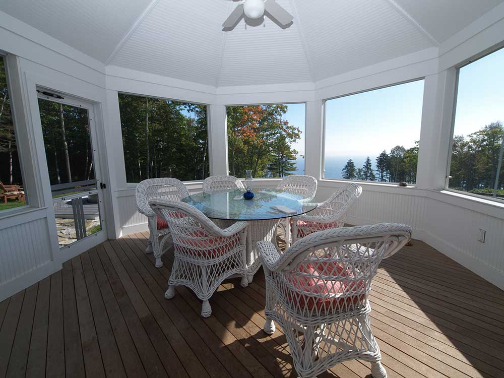 Over the years we have fully renovated and reconstructed this gorgeous waterfront home!