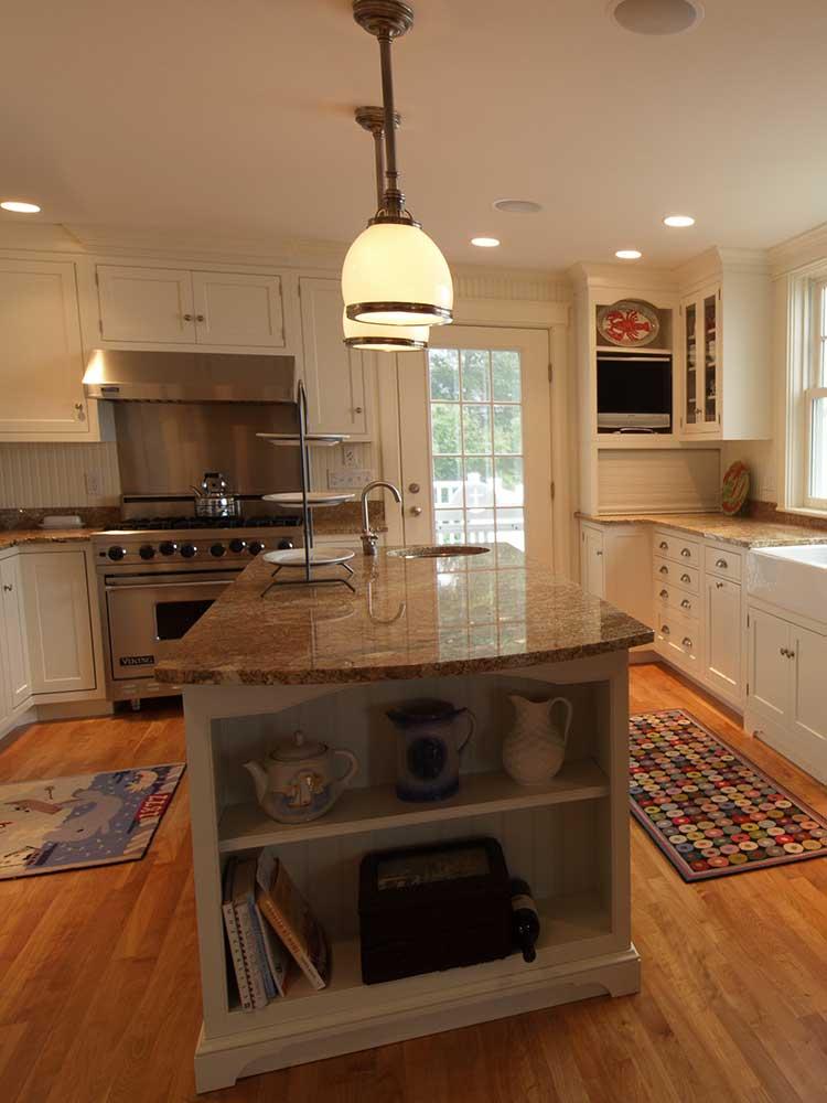 Kitchen and Bath – Maine Coast Construction