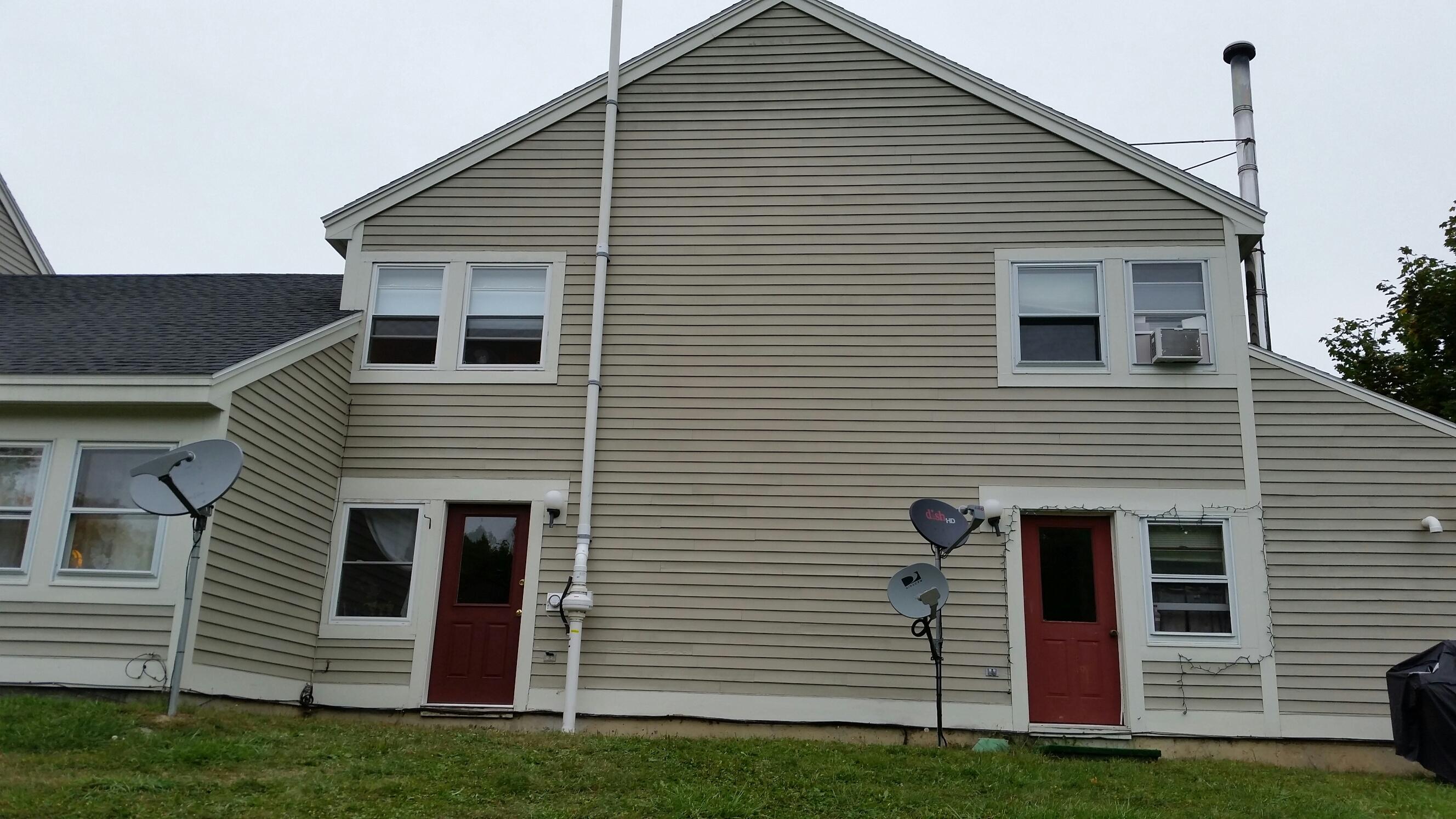 Radon Mitigation job in Waterville at Keystone Apartments